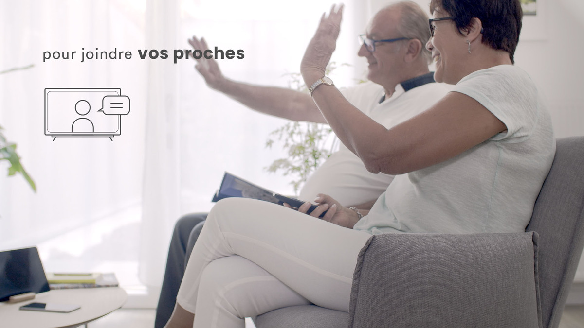 Oh Activ : des Résidences Service Seniors connectées à e-lio